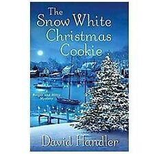 The Snow White Christmas Cookie: By David Handler