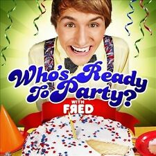 Who's Ready to Party 2010 by Fred Figglehorn - Disc Only No Case