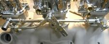 VINTAGE SPEED'S  3x2 PROG. LINKAGE HOT ROD STROMBERG 97  TRI POWER (OUR BEST)