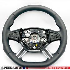 Réglage volant noir aplati Mercedes ML W164 W245 Multifonction avec DSG.!