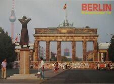 Berliner Mauer Berlin Wall Brandenburger Tor Der Rufer Grenze Unter den Linden