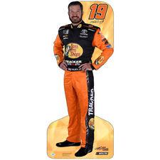 MARTIN TRUEX JR #19 NASCAR Auto Racing CARDBOARD CUTOUT Standup Standee Poster
