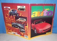 Super Auto Album gut halbvoll Panini Bilder Sticker Collection Sammelalbum