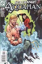 Aquaman #4 Sea Change DC Comics 2003 VF 1st Print