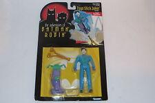 BATMAN & ROBIN della serie animata btas KENNER Nuovo di zecca MOC Pogo Stick Joker Figura