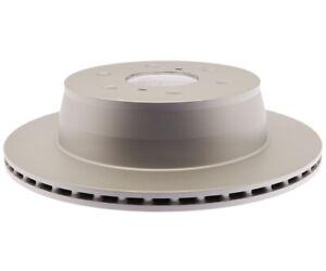 Disc Brake Rotor-Element3; Coated Rotor Rear Raybestos 580422FZN