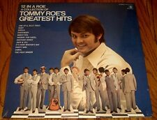 TOMMY ROE 12 IN A ROE ORIGINAL LP STILL FACTORY SEALED!