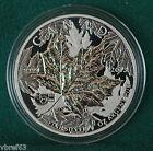 2013 CANADA 25th anniversary of Silver Maple Leaf Piedfort Reverse proof 1 oz.
