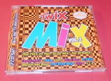 Twix Mix -- Vil. 2    -- 2CDs / Dance