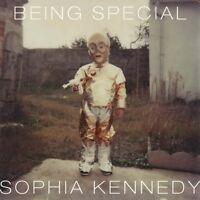 SOPHIA KENNEDY - BEING SPECIAL   VINYL EP NEU
