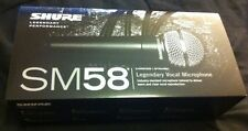 SHURE SM58S SM 58 Dynamic Vocal Professional wired Microphone - Free shipping!