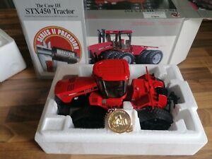 Ertl Presion Case IH STX450 QUAD TRAC AGRIUM MODELS CONVERSIONS Tractor Rare