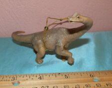 Realistic Kurt S Adler Dinosaur Brontosaurus Christmas Ornament