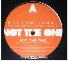 Raheem Jamal - Not the One [New Vinyl]