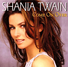 SHANIA TWAIN COME ON OVER CD Album MINT/EX/MINT