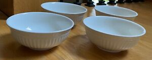 "Mikasa ITALIAN COUNTRYSIDE 5 3/8"" Fruit Bowls Set(s) of 4     GREAT!!!"