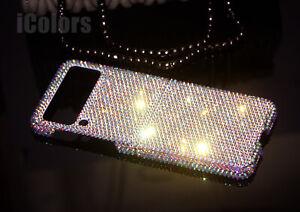 Bling Diamond Case Cover For Samsung Galaxy Z Flip 3 5G With SWAROVSKI ELEMENTS