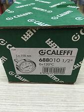 CALEFFI 688010 TERMOMETRO 100 MM 0-120