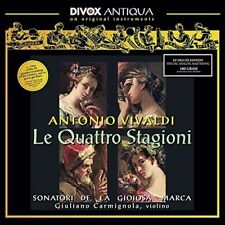Vivaldi / Marca / Carmignola - Le Quattro Stagioni [New Vinyl]