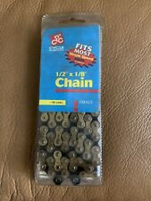 "Cycle Products Bicycle Chain, Single Speed , New, 1/2""x1/8"""