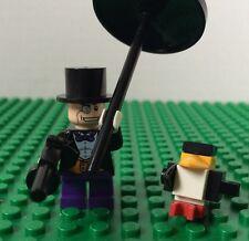 Lego Batman 7783 The Batcave  Original figure The Penguin Minifig Minifigure