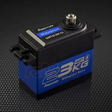 Power HD Waterproof 4.8-6.6V Super Torque Digital Servo Crawler RC Cars #WP-23KG