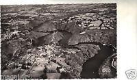 23 - cpsm - Les ruines, le confluent de la Creuse et de la Cédelle
