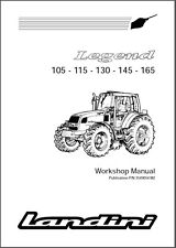 heavy equipment manuals books for landini ebay rh ebay ca Landini 8860 Landini Lily