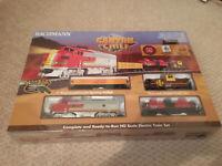 NIB Bachmann Canyon Chief HO Scale Electric Train