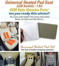 Universal Heated Pads Kit 1Seat(4Pads) Heater Car Truck SUV (12V) Heating Warmer