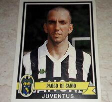 FIGURINA CALCIATORI PANINI 1992/93 JUVENTUS DI CANIO ALBUM 1993