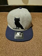 Owl Starter Hat black label