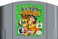 Banjo Tooie - Nintendo N64 Game Authentic