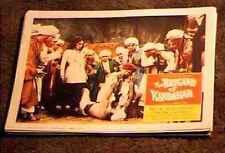 BRIGAND OF KANDAHAR 1965 LOBBY CARD #2 DESERT DRAMA ACTION