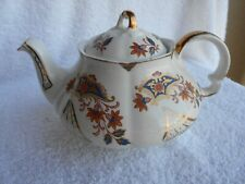 Vintage Made in England Gold # 41....2601 on reverse decorative teapot