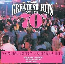 Various Artists : Greatest Hits 70s 5 CD