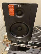 M-Audio BX5 D2 5 inch Powered Studio Monitor Speaker ~Only 1 Speaker~