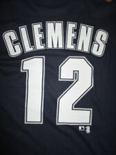 Fans Gear ROGER CLEMENS No. 12 NEW YORK YANKEES (LG) T-Shirt Jersey w/ Tags