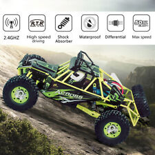 WLTOYS 12428 1/12 SCALE 2.4G 4WD ELECTRIC BRUSHED CRAWLER RTR RC Toy CAR GIFT