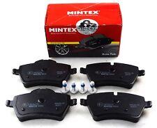MINTEX FRONT AXLE BRAKE PADS FOR MINI MINI MDB2816 (REAL IMAGE OF PART)