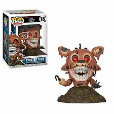 FUNKO POP - Fnaf Five Nights at Freddy's - Twisted Foxy - Vinyl Figure #18 NUOVO