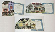 The Wysocki Country Heartland Collection by Charles Wysocki Lot 2nd 3rd 4th