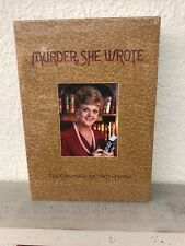 Murder She Wrote - Complete Second 2  Season - DVD - Brand New!