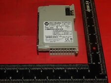 Allen Bradley Compact I/O 1769-OB16 Sourcing Output Module Series B Rev 1 24VDC