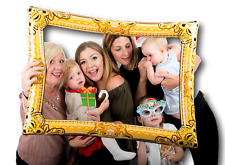 GIANT INFLATABLE PHOTO FRAME - Selfie Frame - Photo Booth Props -  60x80 cm