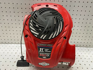 Troy Bilt Briggs & Stratton 550EX 140cc Mower OEM Recoil Shroud Cover Red