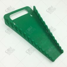 Sk Hand Tools Green 13 Slot Sure Grip Wrench Rack