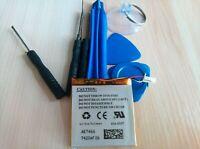 Battery for iPod Nano 3rd Gen Generation MA978LL/A Silver 4GB 8GB 616-0332