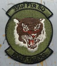 391ST FIGHTER SQUADRON - BOLD TIGERS - SUBDUED #USP3132