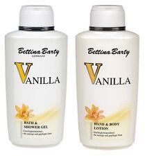 Bettina Barty Vanilla Set Lotion & Duschgel 2 x 500 ml